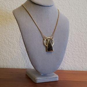 🧡 Labradorite/Gold Necklace